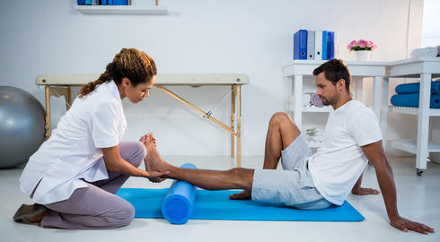 physiotherapist in Hamilton